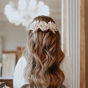 La féerie de la coiffure de mariage pour cheveux longs en 100 photos inspirantes