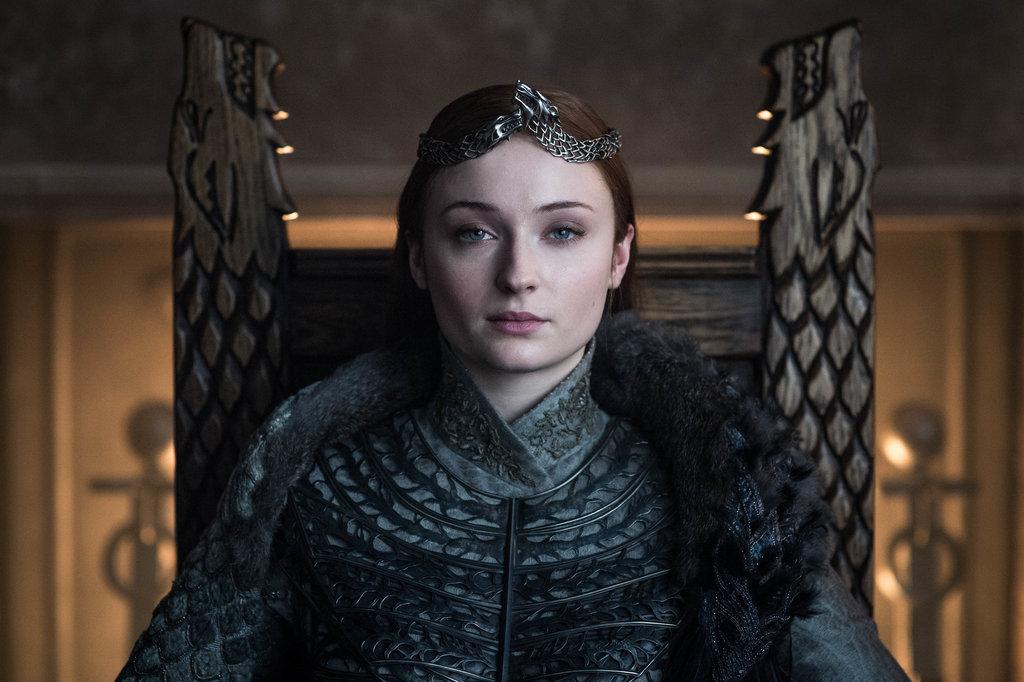Sophie Turner alias Sansa Stark a commenté et fustigé la pétition lancée en ligne demandant à HBO de créer une nouvelle fin pour Game Of Thrones