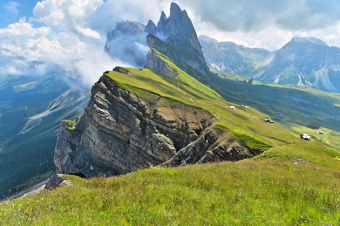 Vert colins et beauté, fond d'écran paysage, magnifique nature, les plus beaux endroits de france