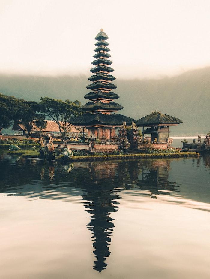Paysage asiatique, les plus belles photos du monde, paysage japonais zen lac, le plus beau paysage