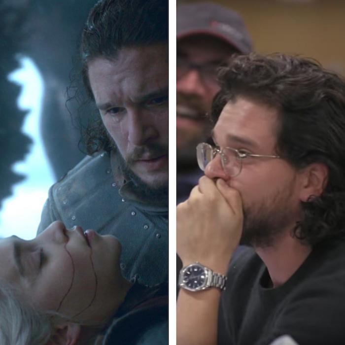 Le documentaire The Last Swatch montre un Kit Harington très éprouvé par la découverte du scénario final de son personnage Jon Snow