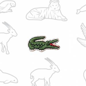 "Lacoste lance sa seconde opération ""Save Our Species"""