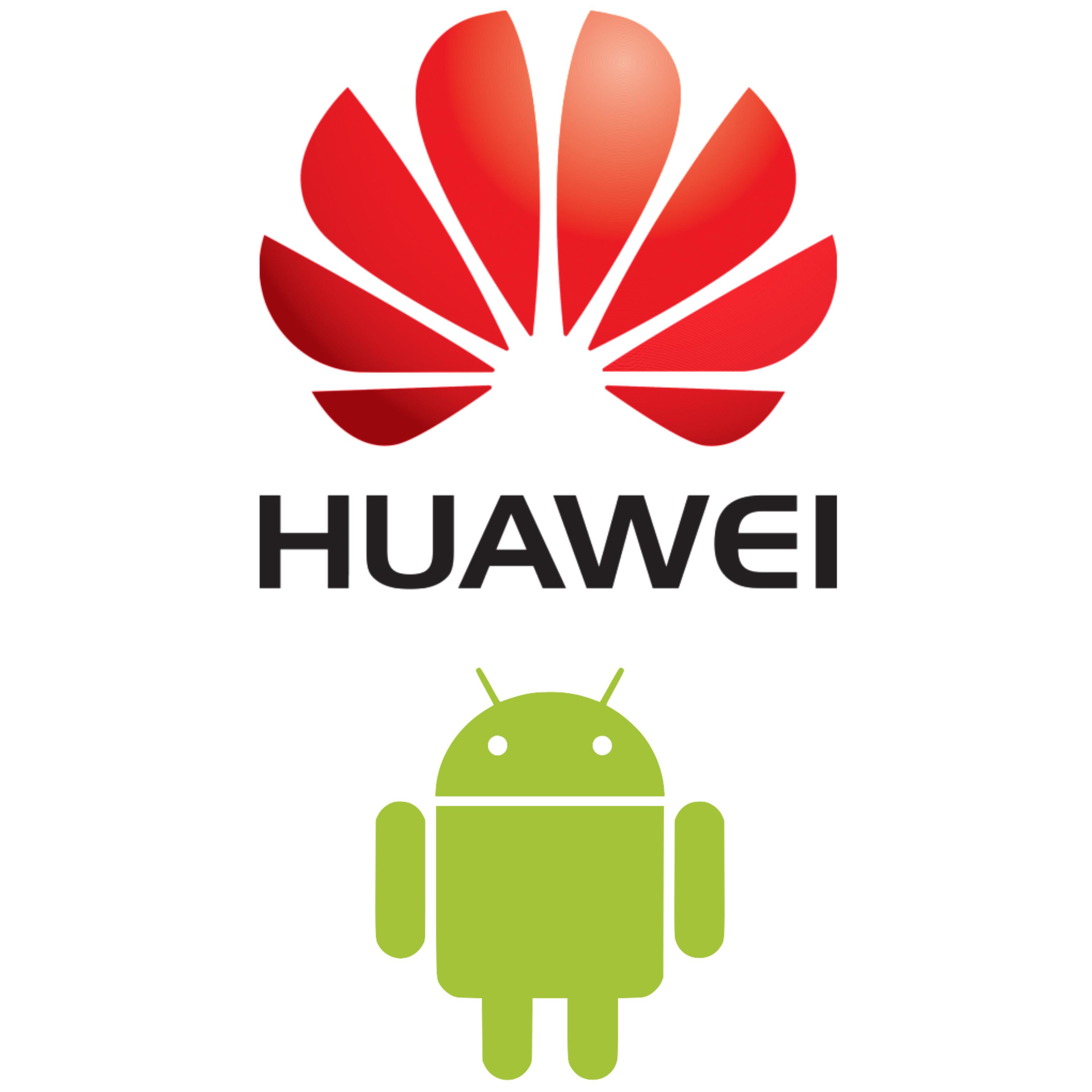 logo de huawei qui se voit interdit d'utiliser le système d'exploitation Android de Google sur ses nouveaux smartphones