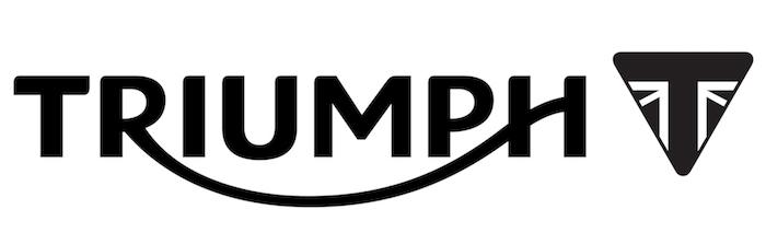 logo de la marque de moto Triumph qui se lance dans un projet de moto électrique TE-1