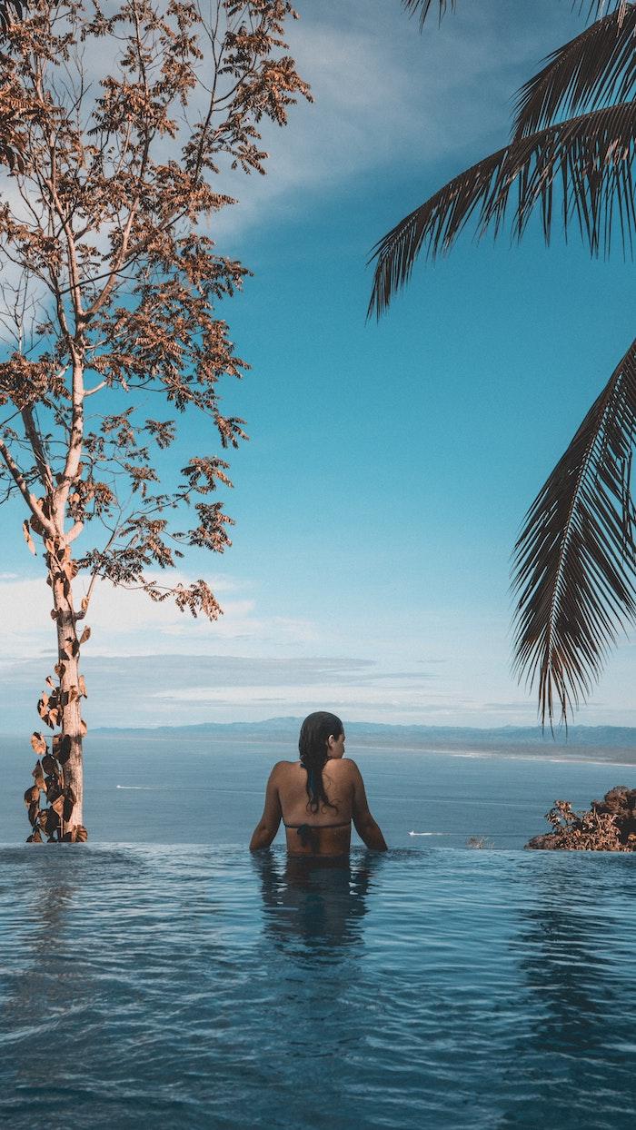 Thailand paysage, images paysages à découvrir, paysage magnifique pour fond d'écran, piscine infinie