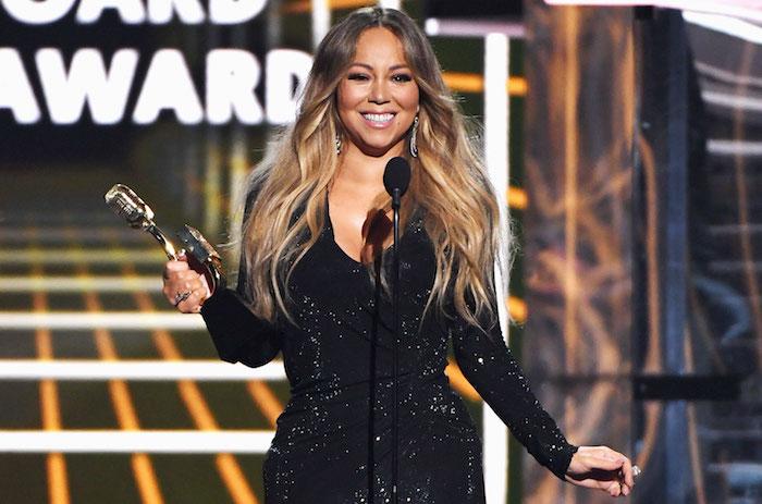 Mariah Carey a chanté en live sur la scène des Billboard Music Awards et est repartie avec le prix de l'Icon Awards