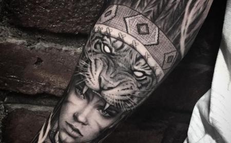 1001 Idees Et Inspirations Pour Un Tatouage Avant Bras