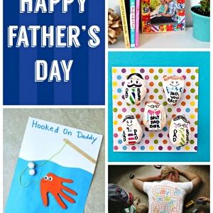 Des idées de bricolage pour fabriquer un cadeau fête des pères en maternelle