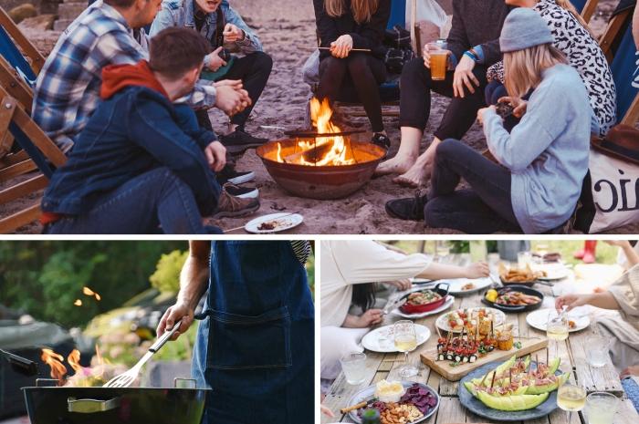 Idee Repas Barbecue.Trucs Et Astuces Pour Organiser Un Barbecue Parfait