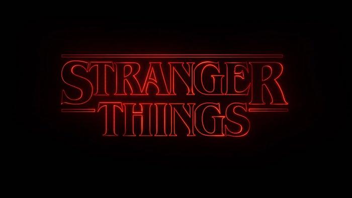 Logo en Netflix, Stranger Things saison 3 a l'attente, le 4 juillet premiere de stranger things