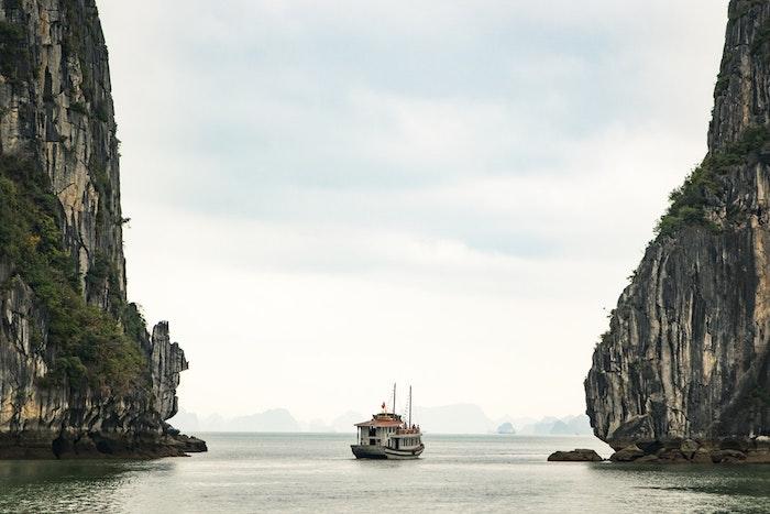 Entrer dans le baie paysage thailand, images paysages à découvrir, paysage magnifique pour fond d'écran