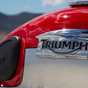 Triumph se lance dans la moto électrique avec le projet TE-1