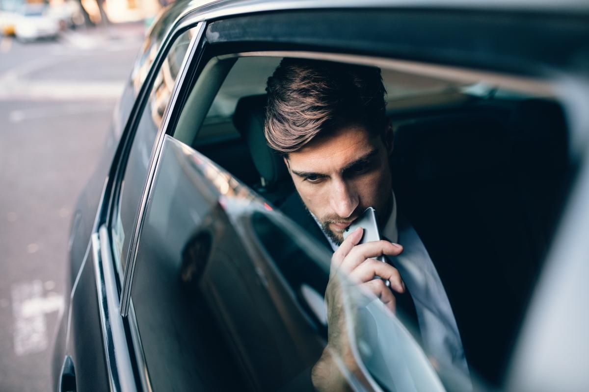 une nouvelle option permet de commander le silence de la part du chauffeur Uber Black