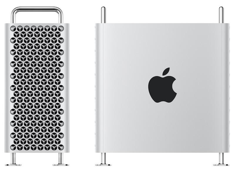 Le nouveau Mac Pro 2019 d'Apple est doté de la carte graphique la plus puissante du monde