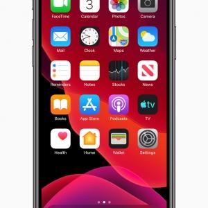 Apple présente son nouvel iOS 13