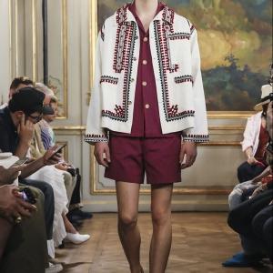 La marque new-yorkaise Bode fait ses premiers pas parisiens
