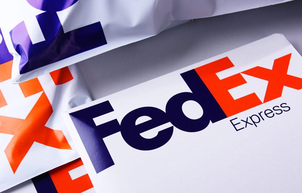 FedEx se dit lésé par les restrictions à l'export et le contrôle qu'elles demandent et porte plainte contre l'administration américaine du commerce