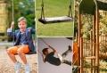 Sublimer les vacances d'été à l'aide d'une balançoire de jardin