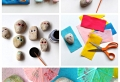 Activités et créations à faire avec galets peints