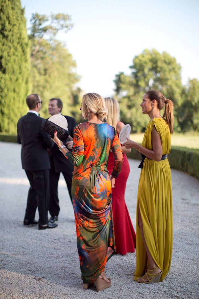 Comment s'habiller bien, femmes robe de soirée courte chic, robe de ceremonie à la mode
