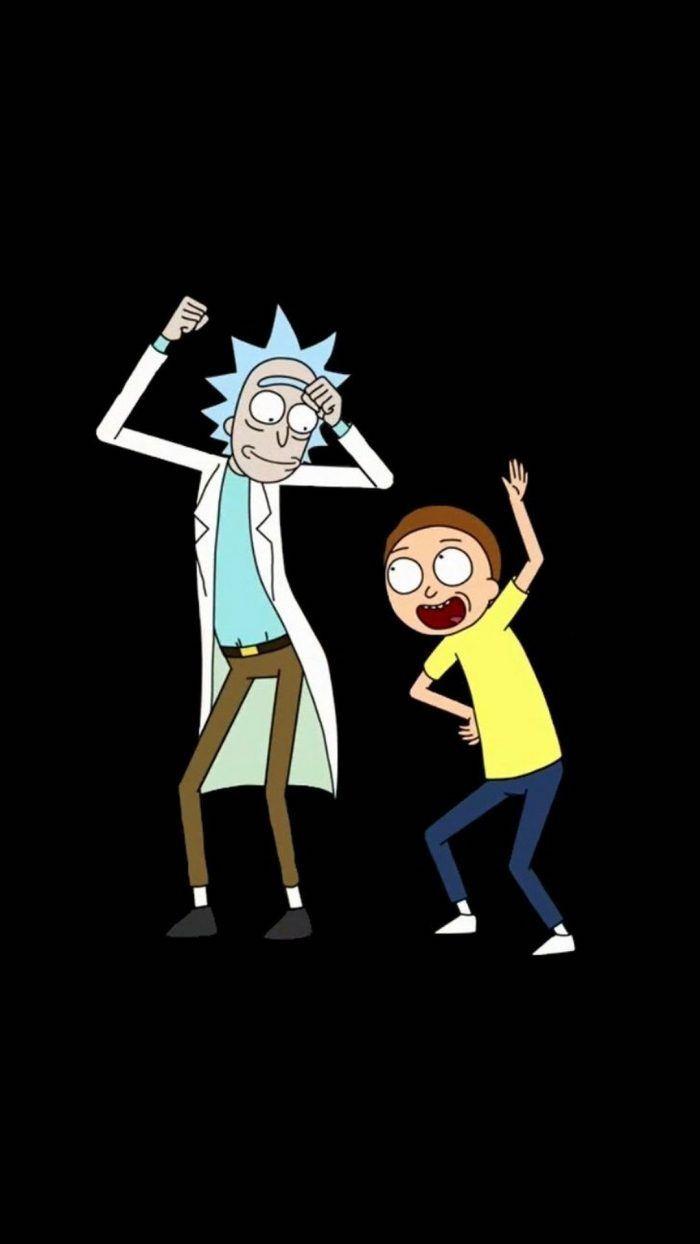 Rick et Morty image pour fond d'écran swag, les plus cool images du monde, série animé aventureuse