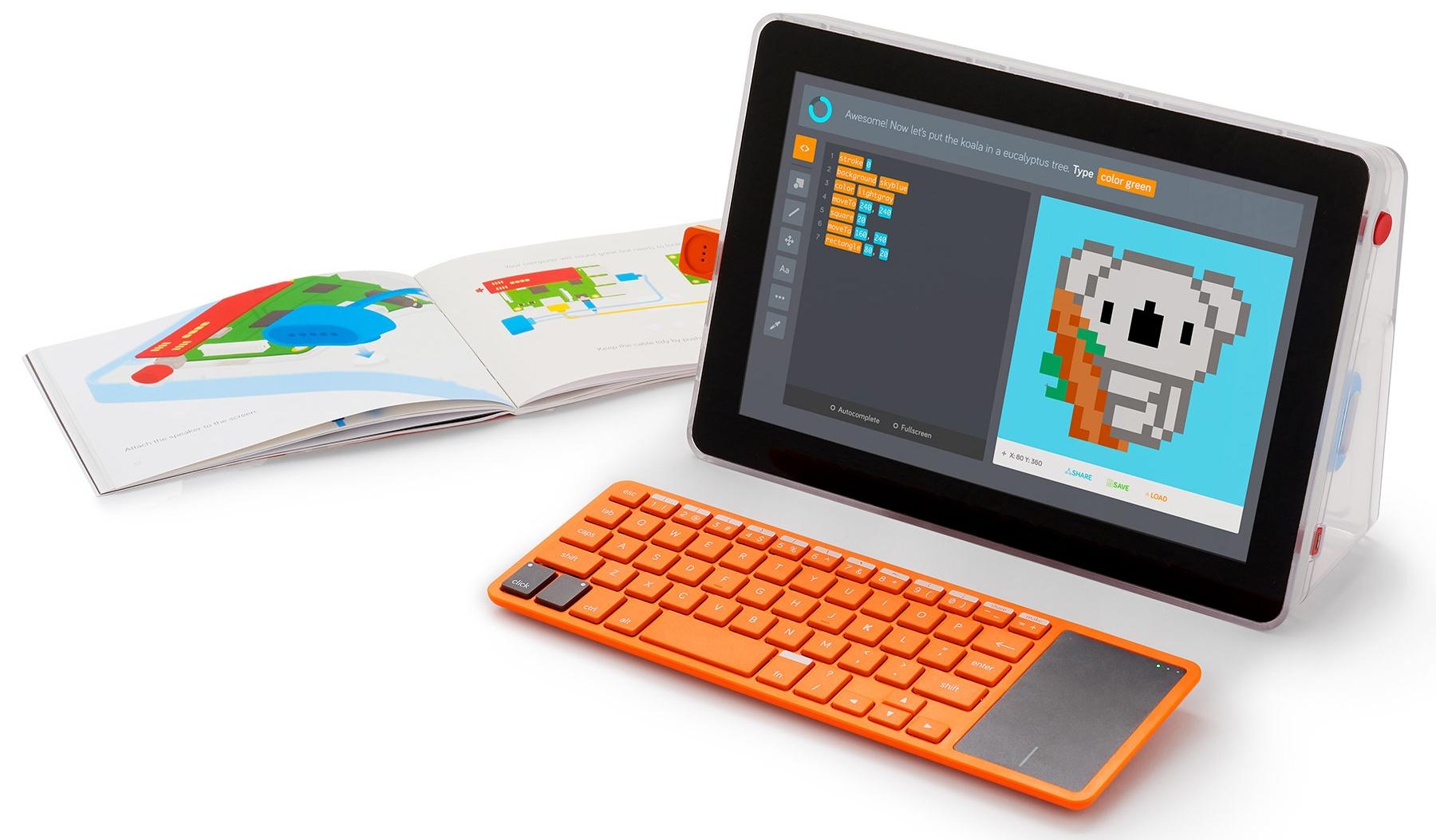 La start up anglaise spécialisée dans l'informatique pour enfants s'associe à Microsoft pour proposer un PC en kit sous Windows 10S