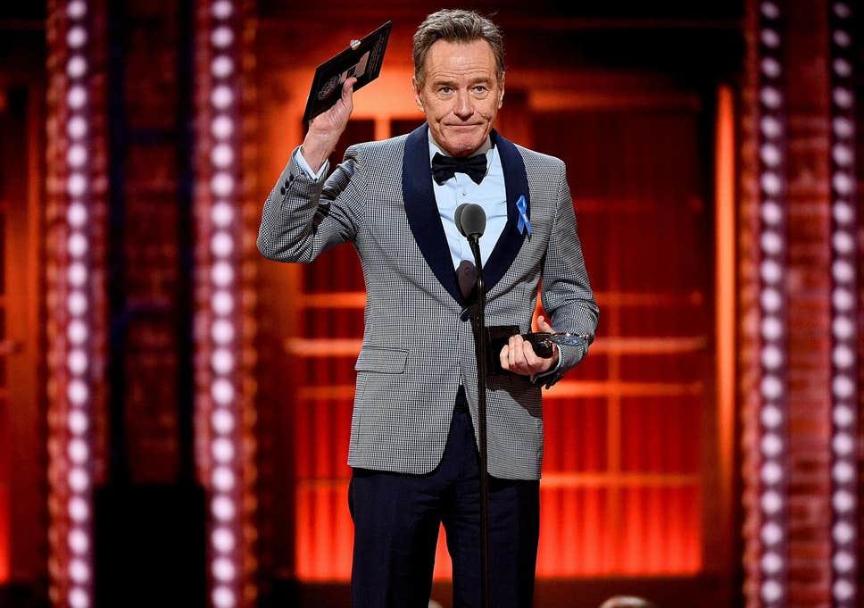 The Ferryman est la pièce de théâtre la plus récompensée des Tony Awards 2019 et Bryan Cranston remporte le prix du meilleur comédien dans un premier rôle de théâtre