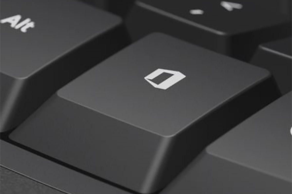 Microsoft semble plancher sur la création d'une nouvelle touche de clavier dédiée à Office
