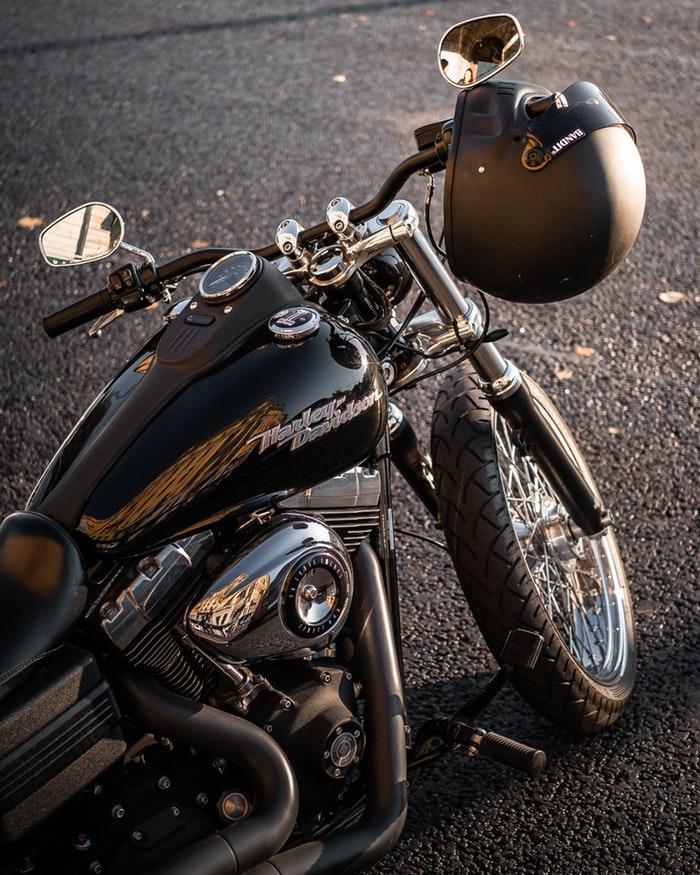 Moto photo swag, image swag pour fond d'écran original, motor noir casque de motor cool