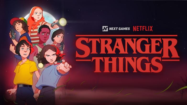 Netflix annonce l'arrivée d'un jeu vidéo Stranger Things pour mobile développé par Next Games