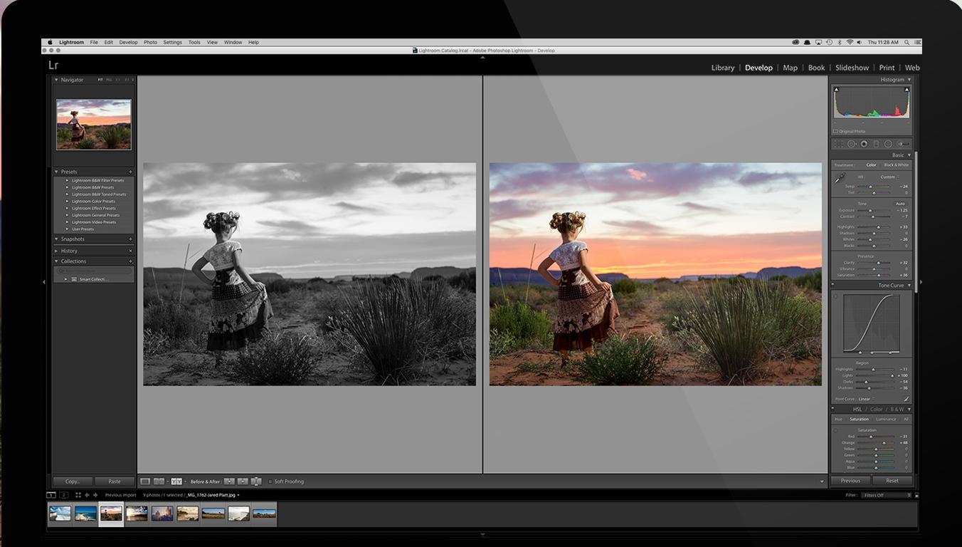 Adobe propose désormais son application de retouche photo Pro Lightroom sur App Store Mac via un abonnement payant