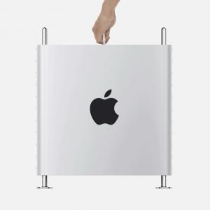 Apple a dévoilé son (très) puissant nouveau Mac Pro