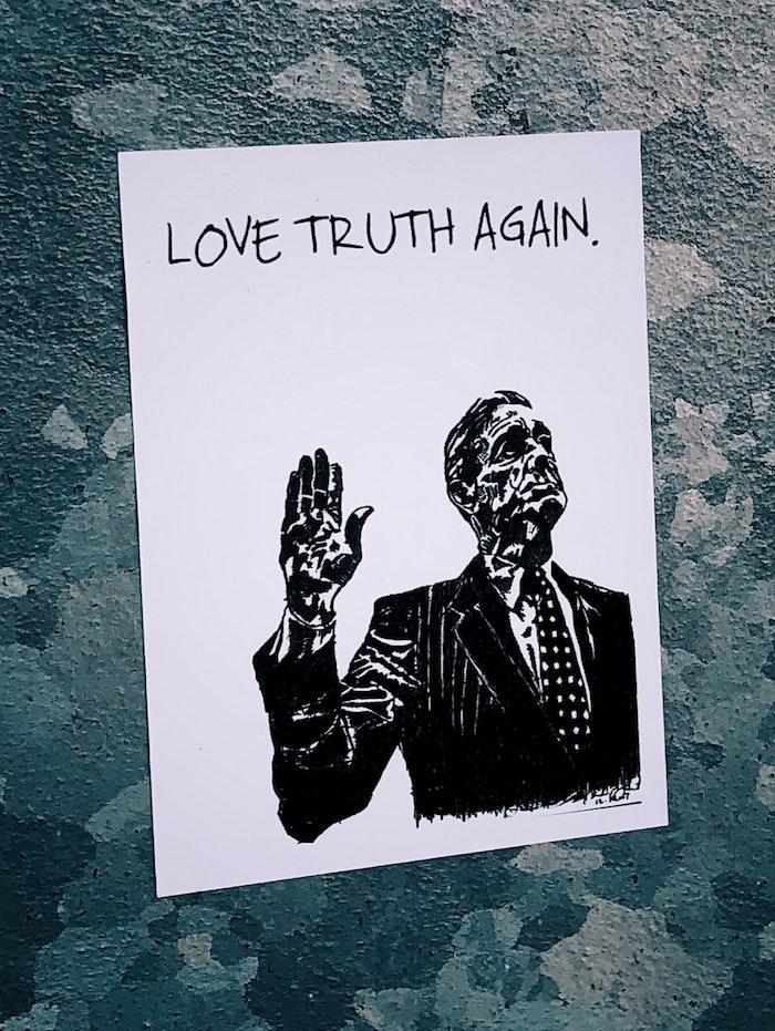 Amour vérité encore une fois, images swag, comment faire une photo swag