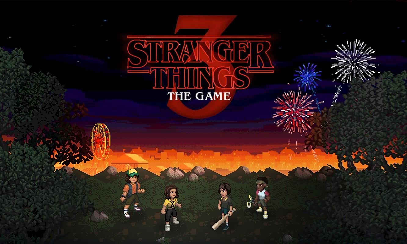 Le futur jeu Stranger Things de Netflix et Next Games sera basé sur la localisation Google Maps