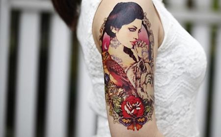 1001 Idees Cools De Tatouage Femme Et Leurs Symboles