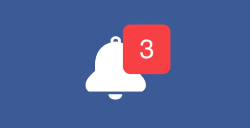 Longtemps utilisés par Facebook pour attirer l'attention de ses utilisateurs, les notifications et pastilles rouges pourraient bientôt disparaitre