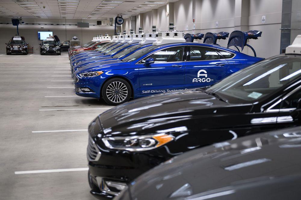 Detroit est la sixième ville choisie par Ford et Argo pour les tests de la troisième génération de Fusion Hybrid