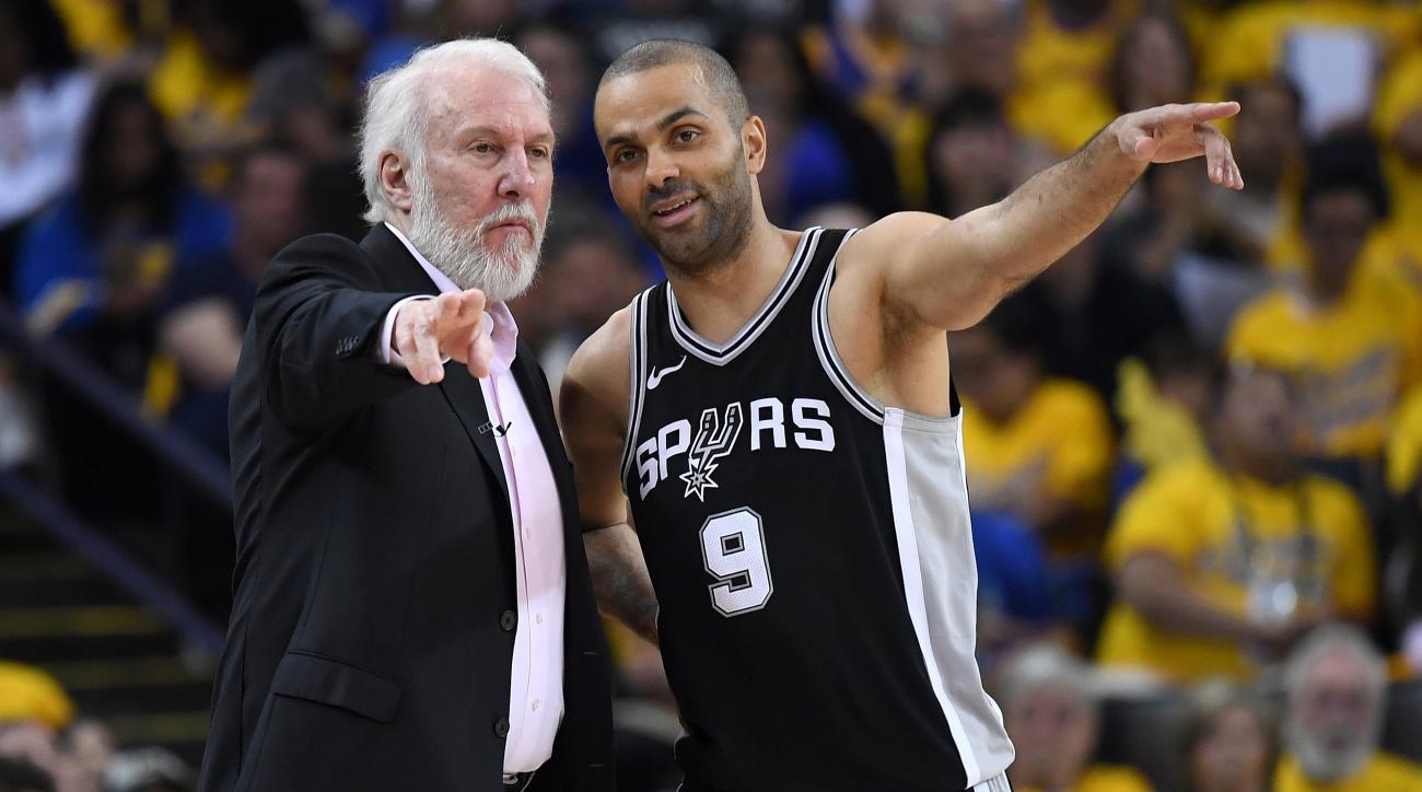 Tony Parker prend sa retraite après 17 ans passés chez les San Antonio Spurs et une saison aux Charlotte Hornets