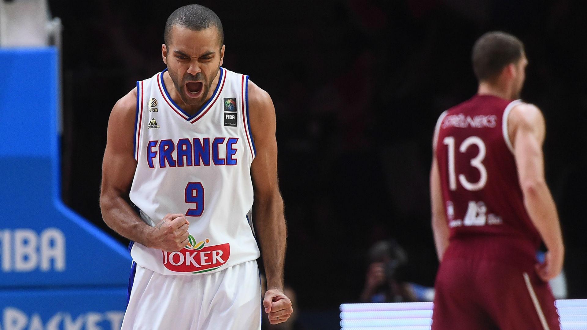 le retraité Tony Parker a été champion d Europe avec l Equipe de France en 2013 et quatre fois champion NBA avec les Spurs