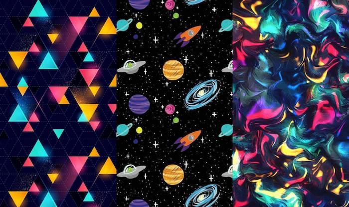 Trois images parfaites pour un fond d''ecran, image swag wallpaper, photo pout fond d'écran