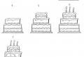 Le dessin d'anniversaire – trouver les meilleures exemples