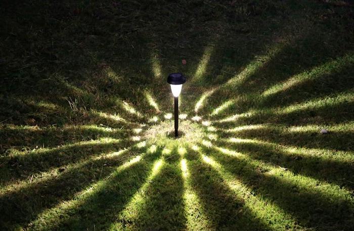 éclairer son jardin devient plus économique grâce au projecteur LED décoratif et aux différents types de lumières LED