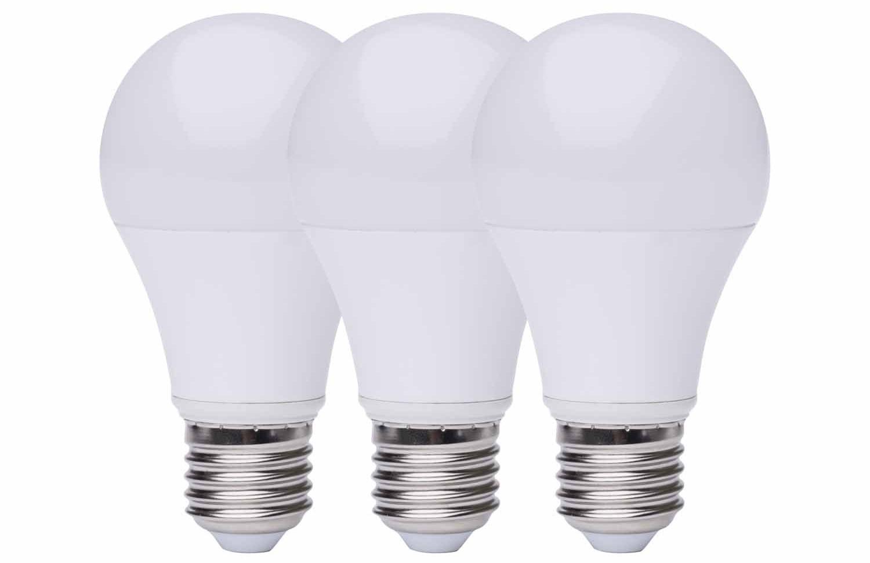 Les lumières LED consomment jusqu à 10 fois moins que les anciennes ampoules à incandescence