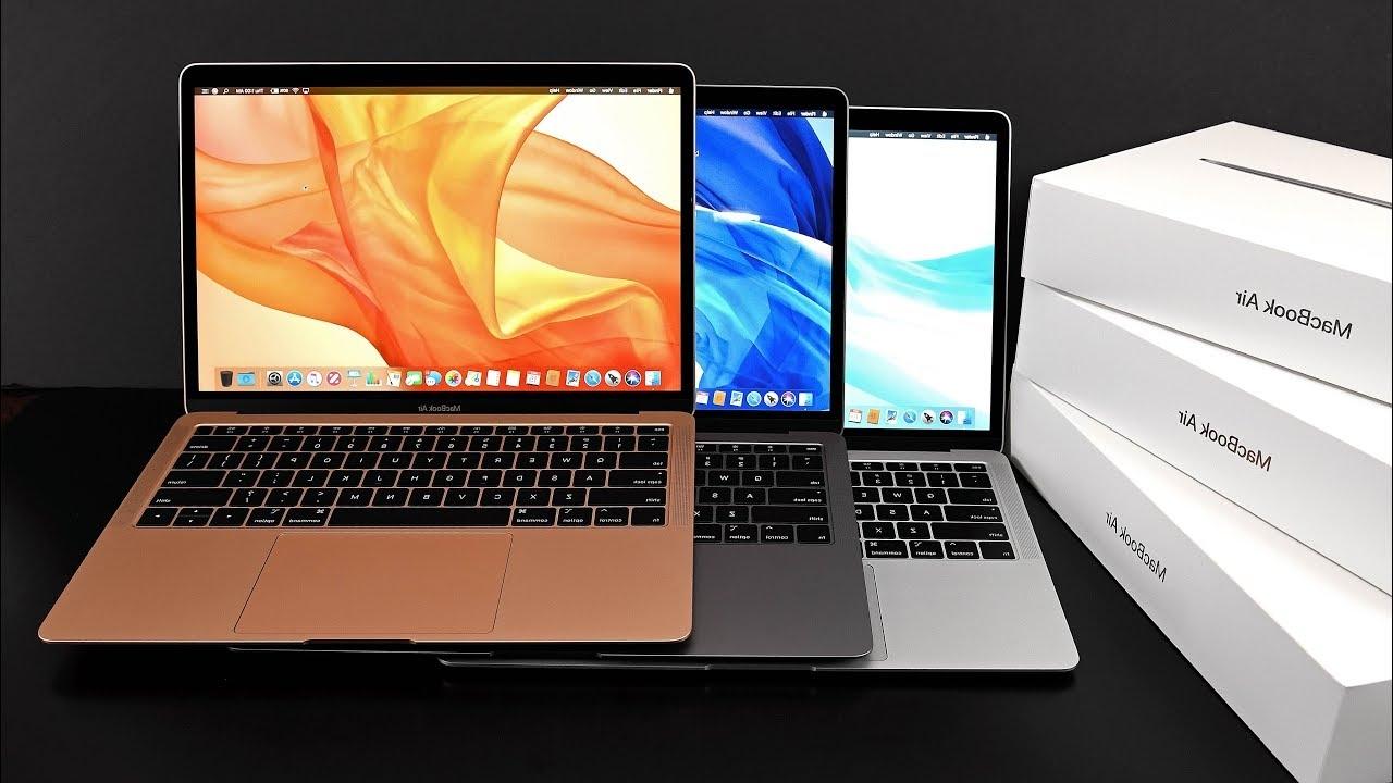 Apple a annoncé un changement de son offre d ordinateurs portables avec la fin de MacBook 12 et la mise à jour de Air Et Pro