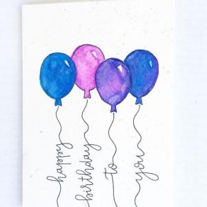 Le dessin d'anniversaire - trouver les meilleures exemples