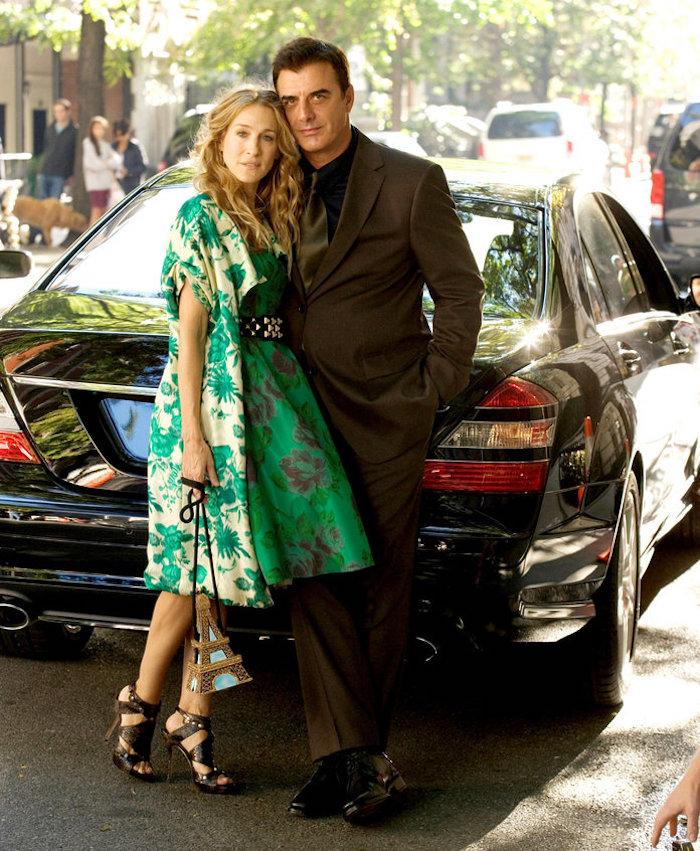 Jupe trapèze verte, veste longue à manche courte, Carrie robe guinguette, fille bien habillée, tenue guinguette