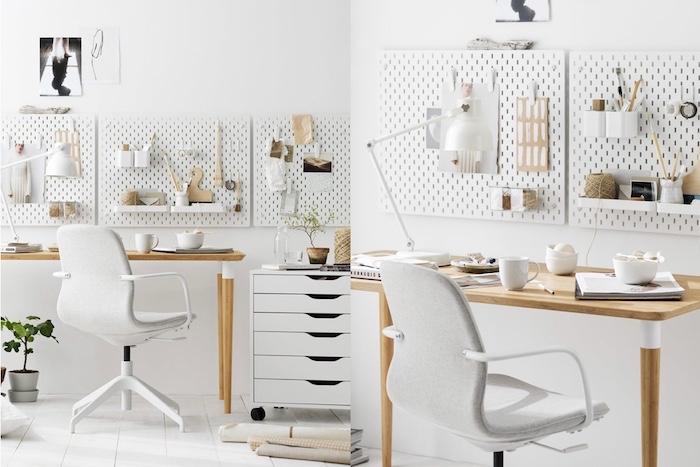 Bureau créatif métier, idee bureau, deco bureau, photo bureau dans une chambre