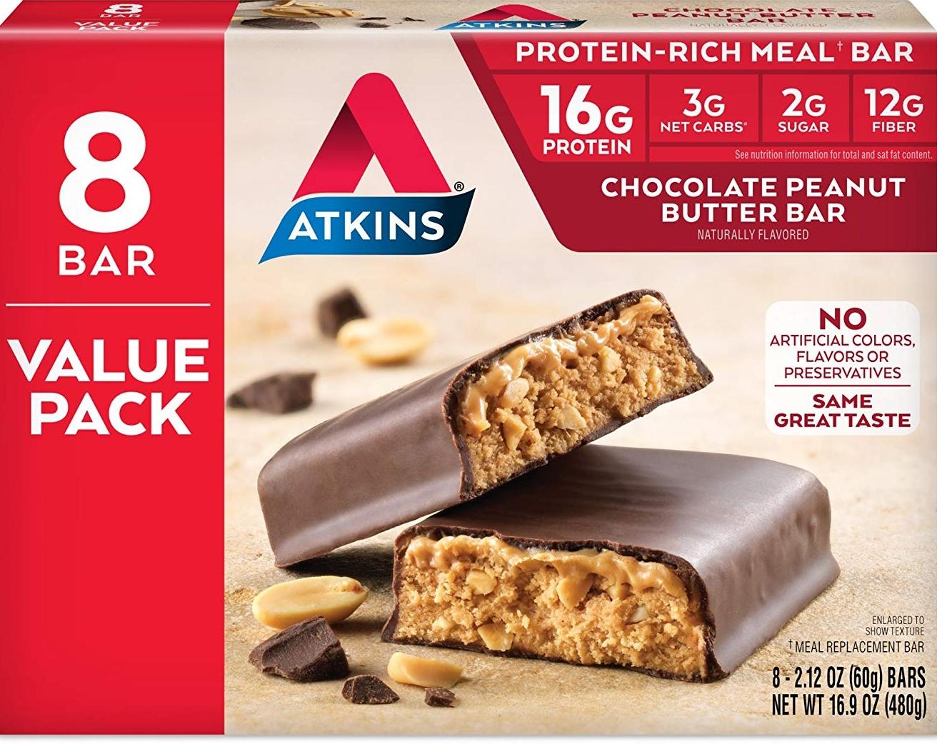 Forever 21 aurait envoyé des barres de régime Atkins dans les colis à destinations de ses clientes