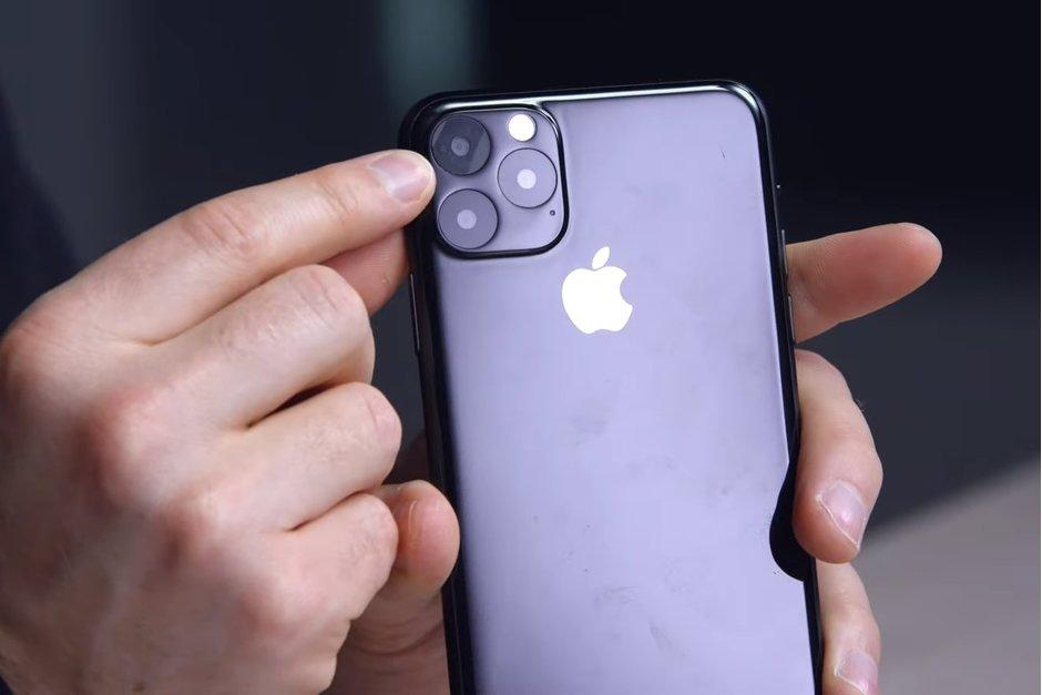 iPhone 11 sera doté de trois caméras arrière dont un objectif grand angle