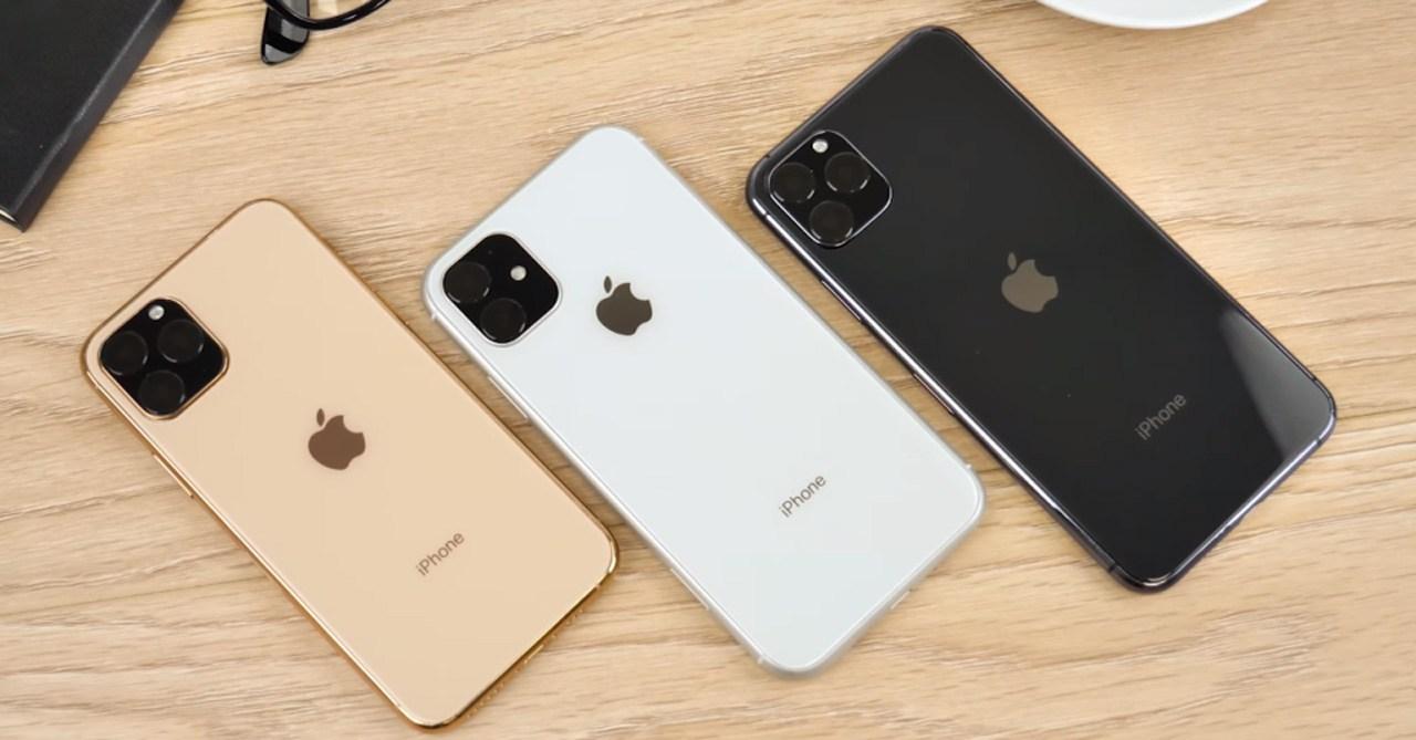 Apple devrait présenter en septembre 3 versions de son prochain iPhone 11